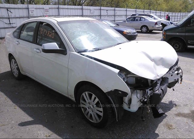 Inventory #752703064 2011 FORD FOCUS