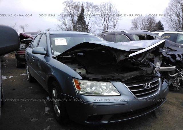 Inventory #931663898 2010 Hyundai SONATA