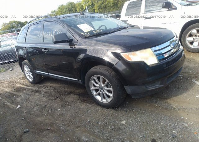 Inventory #722421162 2008 FORD EDGE
