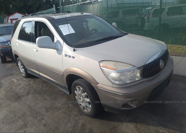 Inventory #942535921 2007 Buick RENDEZVOUS