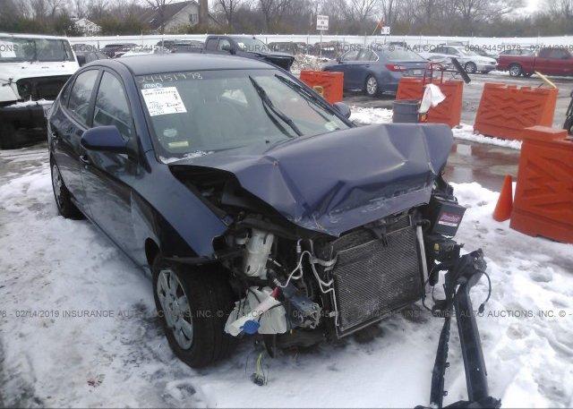 Inventory #297278588 2008 Hyundai ELANTRA