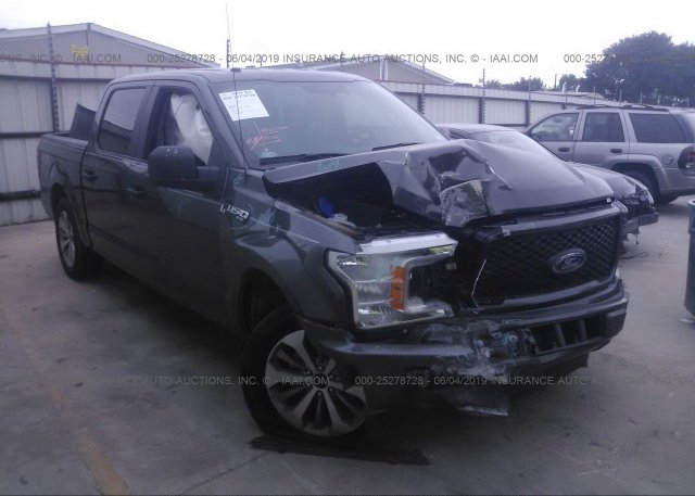 Inventory #503903616 2018 FORD F150