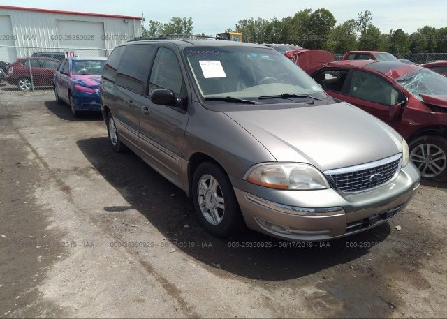 Inventory #118848856 2002 FORD WINDSTAR