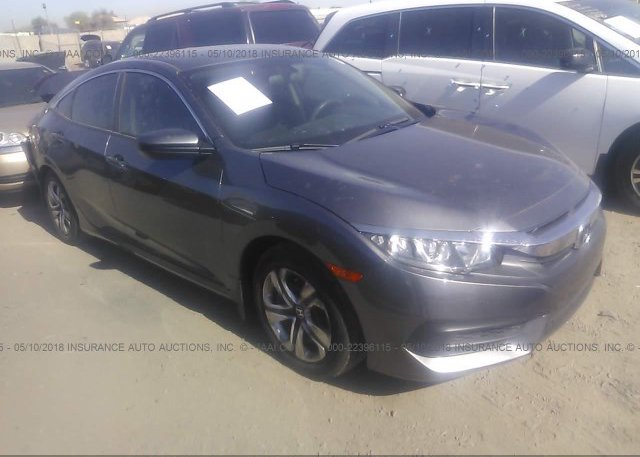 Inventory #473675637 2016 Honda CIVIC