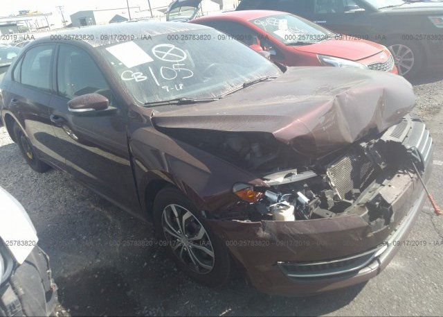 Inventory #673750029 2013 Volkswagen PASSAT