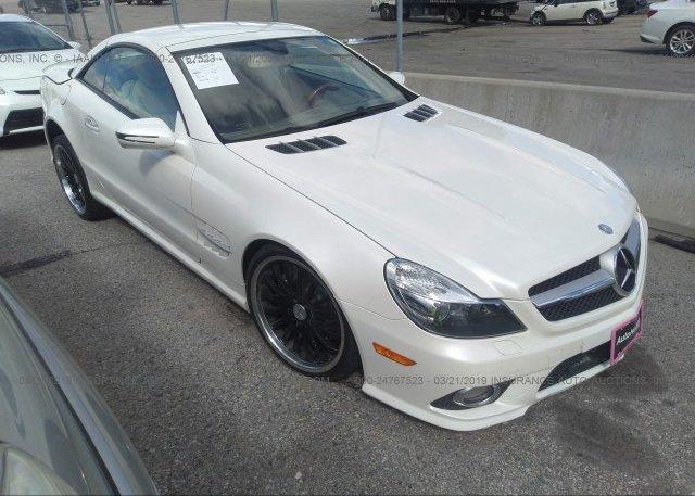 Inventory #623651397 2009 Mercedes-benz SL