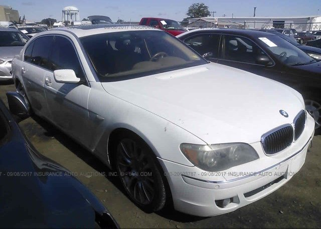 Inventory #128408217 2008 BMW 750
