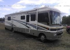 2004 WORKHORSE CUSTOM CHASSIS MOTORHOME CHASSIS