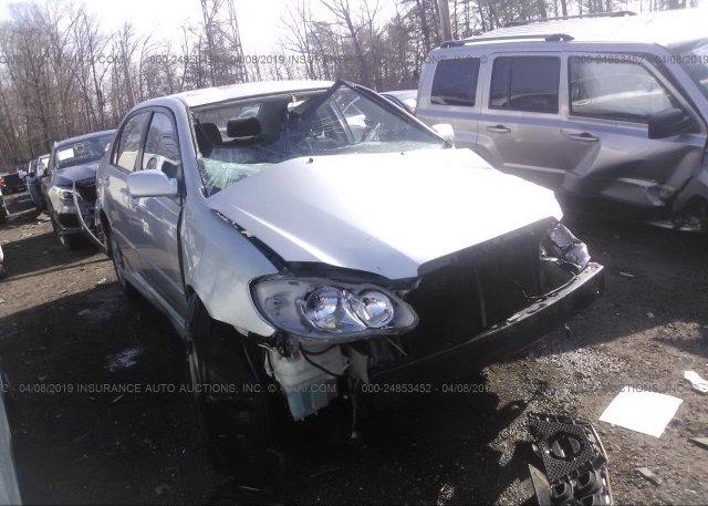 Inventory #961628715 2003 Toyota COROLLA