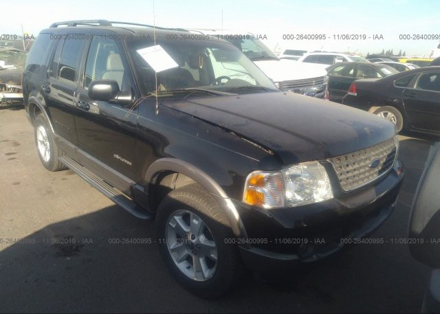 Inventory #817834923 2002 FORD EXPLORER