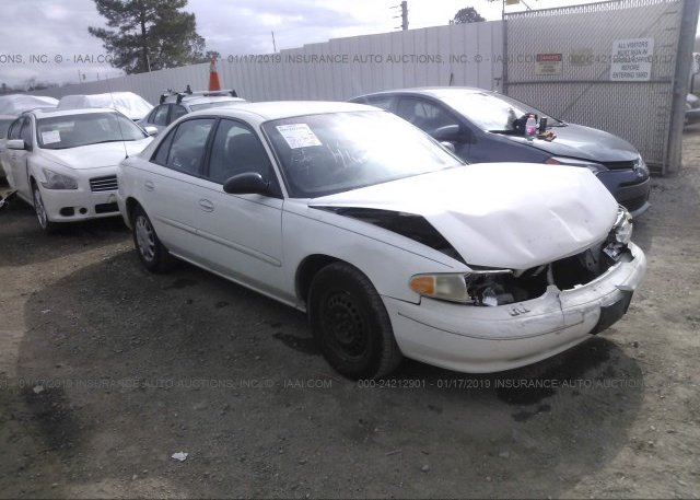 Inventory #845646201 2003 Buick CENTURY