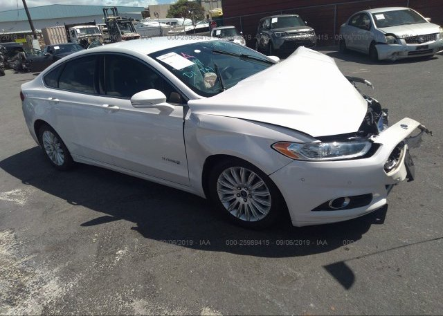Inventory #734868242 2014 FORD FUSION