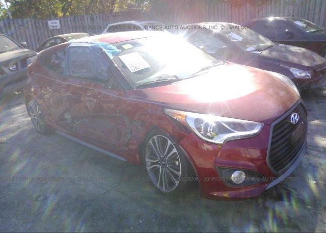 Inventory #694910500 2016 Hyundai VELOSTER