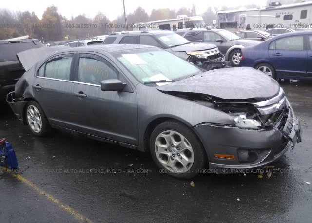 Inventory #839638658 2011 FORD FUSION