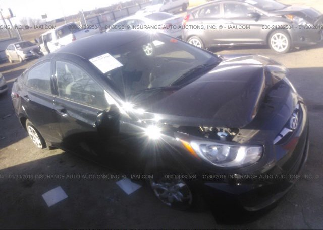 Inventory #666289416 2013 Hyundai ACCENT