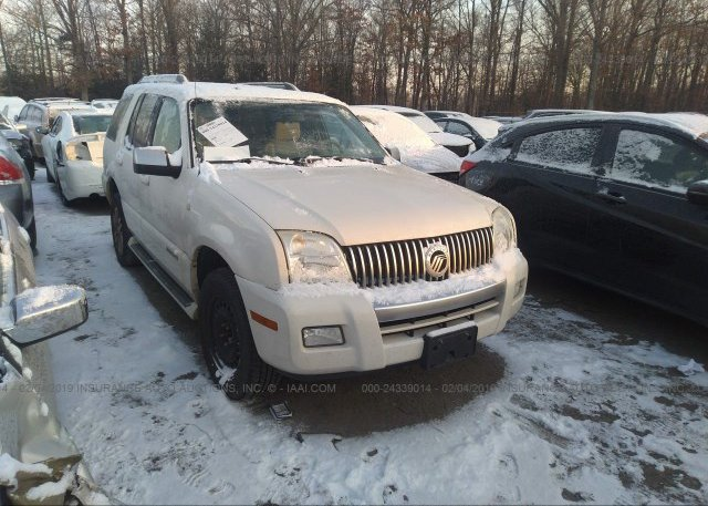 Inventory #258230699 2008 Mercury MOUNTAINEER