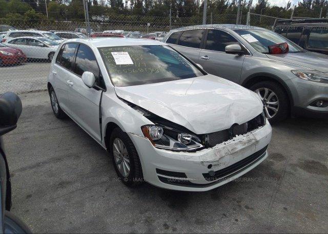 Inventory #813551572 2015 Volkswagen GOLF