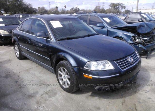 Inventory #264040590 2004 Volkswagen PASSAT