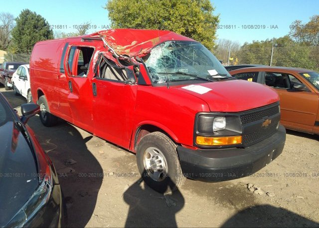 Inventory #550902932 2013 Chevrolet EXPRESS G2500