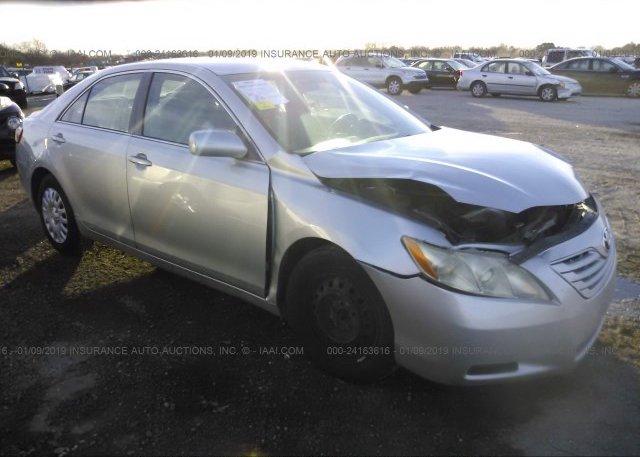 Inventory #643980193 2007 Toyota CAMRY NEW GENERAT