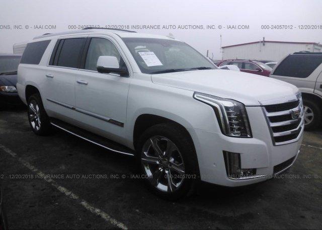 Inventory #622843803 2017 Cadillac ESCALADE