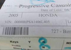 2005 HONDA AQUATRAX - 00000HPSA1406L405 engine view