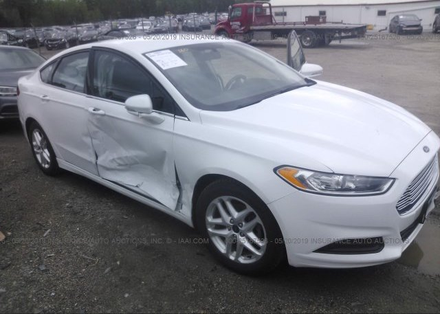 Inventory #494035670 2016 FORD FUSION