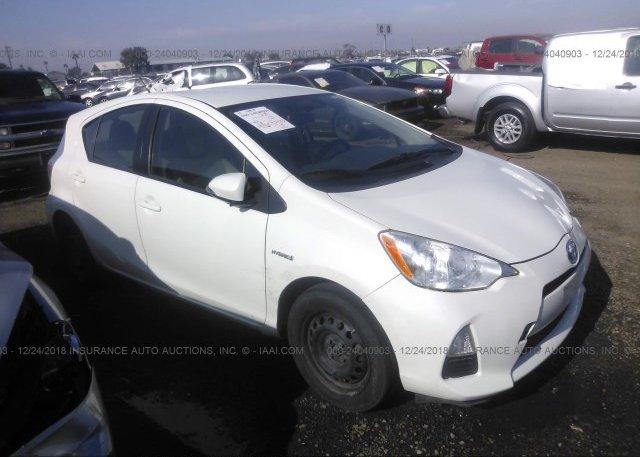 Inventory #649756578 2014 Toyota PRIUS C