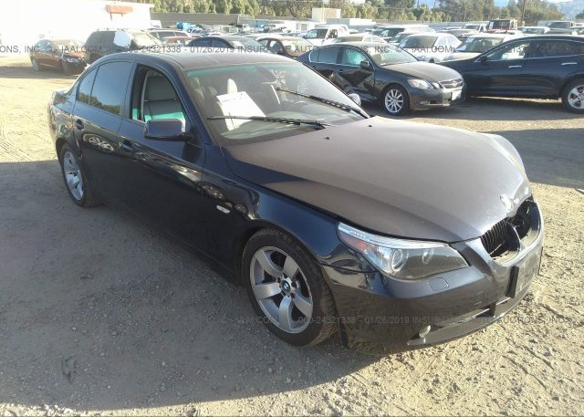 Inventory #458783911 2004 BMW 525