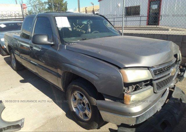 Inventory #493026249 2007 Chevrolet SILVERADO