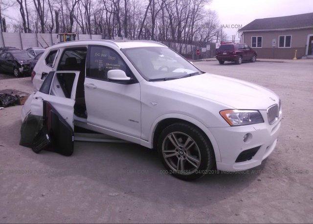 Inventory #882188265 2014 BMW X3