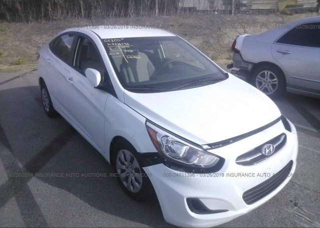 Inventory #551200838 2017 Hyundai ACCENT