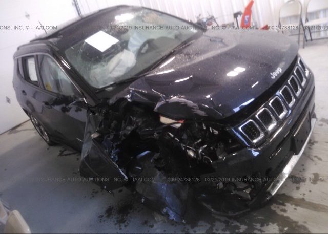 Inventory #933038436 2018 JEEP COMPASS