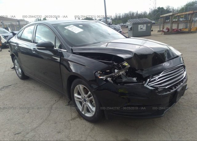 Inventory #385358113 2018 FORD FUSION