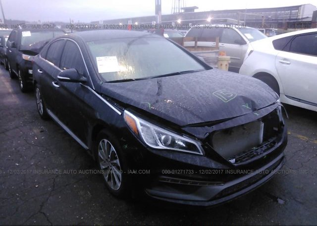 Inventory #645405435 2016 Hyundai SONATA