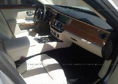 2015 Rolls-royce Ghost 6.6L, лот: i24721050