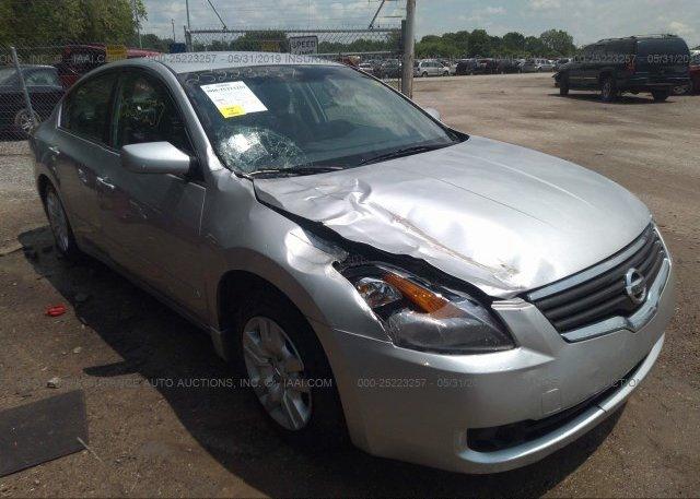 Inventory #871374442 2009 Nissan ALTIMA