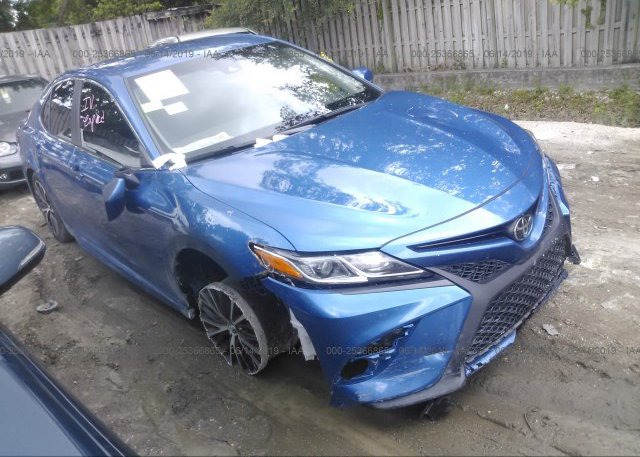 Inventory #238170914 2018 Toyota CAMRY