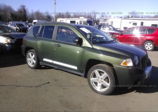 Inventory #318621200 2007 JEEP COMPASS