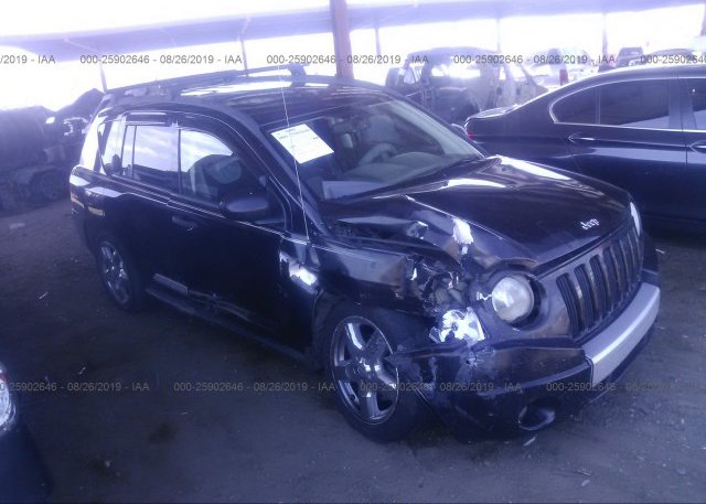 Inventory #840966566 2007 JEEP COMPASS