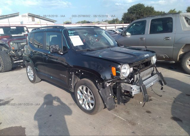 Inventory #368780930 2018 JEEP RENEGADE