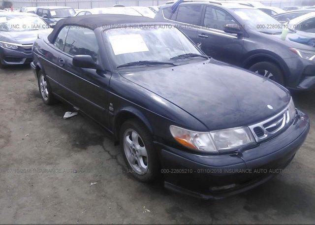 Inventory #104444157 2001 Saab 9-3