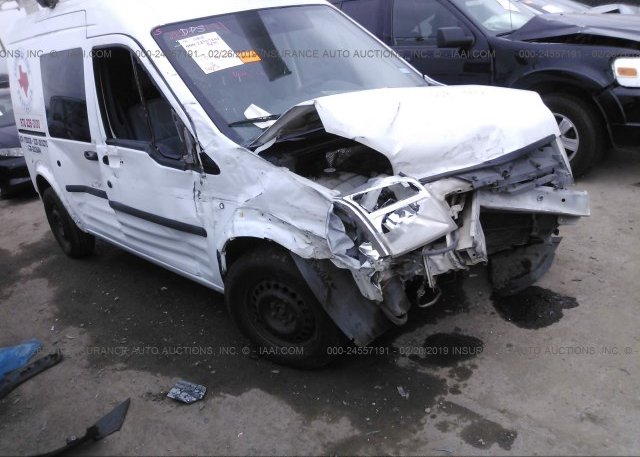 Inventory #941565897 2013 FORD TRANSIT CONNECT