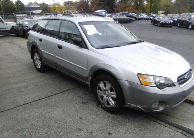 Inventory #260610114 2005 Subaru LEGACY
