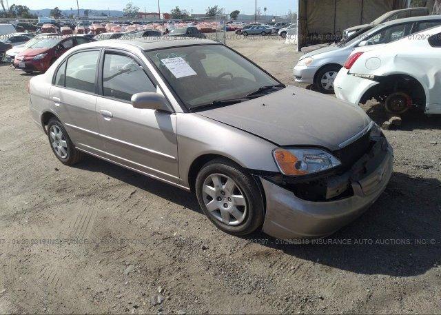 Inventory #184739760 2001 Honda CIVIC