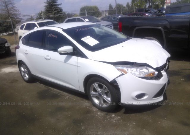 Inventory #117980995 2013 FORD FOCUS