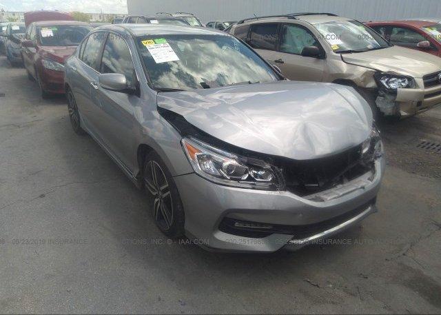 Inventory #423596257 2017 Honda ACCORD