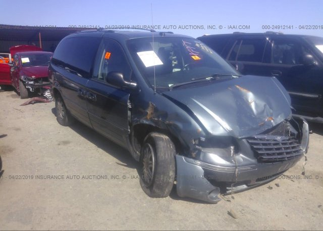 Inventory #788487632 2005 Chrysler TOWN & COUNTRY
