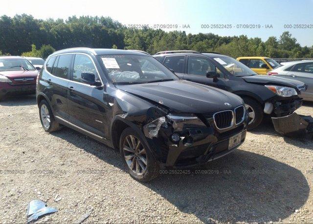Inventory #611398401 2013 BMW X3