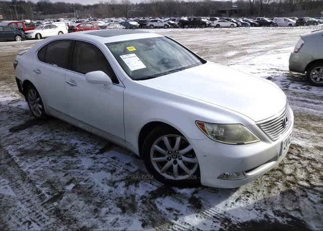 Inventory #564954134 2007 Lexus LS